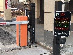 车牌识别智能停车场系统工厂应用